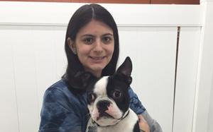 Alexandra   |   Canine Concierge